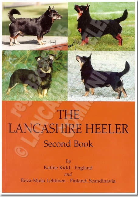 Second Book Of The Lancashire Heeler